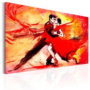 Tableau - Danse sensuelle fait partie des tableaux murales de la collection de worldofwomen découvrez ce magnifique tableau exclusif chez nous