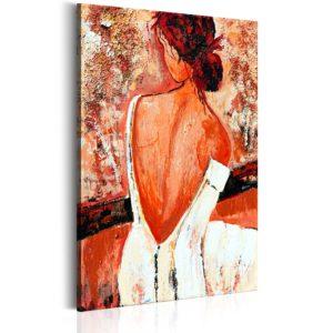 Tableau - Debutante fait partie des tableaux murales de la collection de worldofwomen découvrez ce magnifique tableau exclusif chez nous