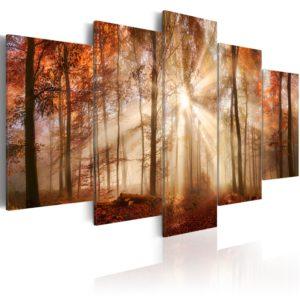 Tableau - Forest Fog fait partie des tableaux murales de la collection de worldofwomen découvrez ce magnifique tableau exclusif chez nous