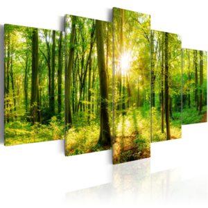 Tableau - Forest Tale fait partie des tableaux murales de la collection de worldofwomen découvrez ce magnifique tableau exclusif chez nous