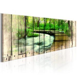 Tableau - Forestry Memories fait partie des tableaux murales de la collection de worldofwomen découvrez ce magnifique tableau exclusif chez nous