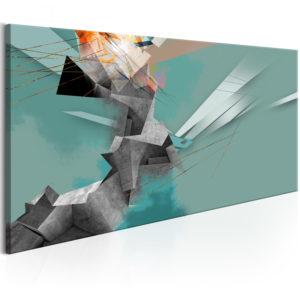 Tableau - Geometrical Madness fait partie des tableaux murales de la collection de worldofwomen découvrez ce magnifique tableau exclusif chez nous