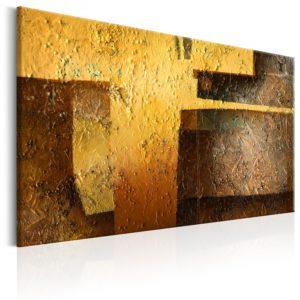 Tableau - Golden Modernity fait partie des tableaux murales de la collection de worldofwomen découvrez ce magnifique tableau exclusif chez nous