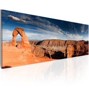 Tableau - Grand Canyon - panorama fait partie des tableaux murales de la collection de worldofwomen découvrez ce magnifique tableau exclusif chez nous