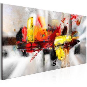 Tableau - Hit and Sunk fait partie des tableaux murales de la collection de worldofwomen découvrez ce magnifique tableau exclusif chez nous