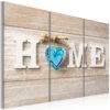 Tableau - Home: Blue Love fait partie des tableaux murales de la collection de worldofwomen découvrez ce magnifique tableau exclusif chez nous