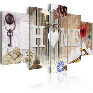 Tableau - Home: Range of Variety fait partie des tableaux murales de la collection de worldofwomen découvrez ce magnifique tableau exclusif chez nous