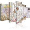 Tableau - Home... fait partie des tableaux murales de la collection de worldofwomen découvrez ce magnifique tableau exclusif chez nous