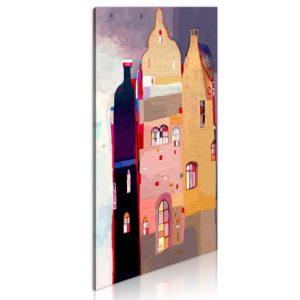 Tableau - Immeuble fabuleux fait partie des tableaux murales de la collection de worldofwomen découvrez ce magnifique tableau exclusif chez nous