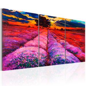 Tableau - Land of Colours fait partie des tableaux murales de la collection de worldofwomen découvrez ce magnifique tableau exclusif chez nous