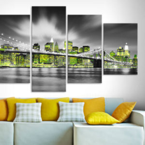 Tableaux > Villes > New York ce catalogue des tableaux déco pour tout types de murs et prêt à poser