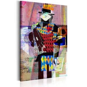 Tableau - Mélodie de la modernité fait partie des tableaux murales de la collection de worldofwomen découvrez ce magnifique tableau exclusif chez nous