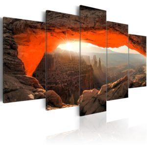 Tableau - Mesa Arch