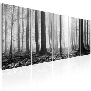 Tableau - Monochrome Forest fait partie des tableaux murales de la collection de worldofwomen découvrez ce magnifique tableau exclusif chez nous