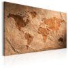 Tableau - Paper Map fait partie des tableaux murales de la collection de worldofwomen découvrez ce magnifique tableau exclusif chez nous