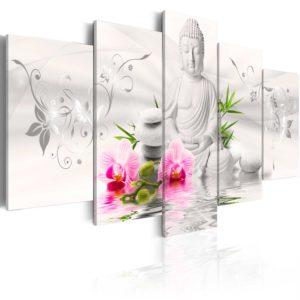 Tableau - Pearl Buddha fait partie des tableaux murales de la collection de worldofwomen découvrez ce magnifique tableau exclusif chez nous