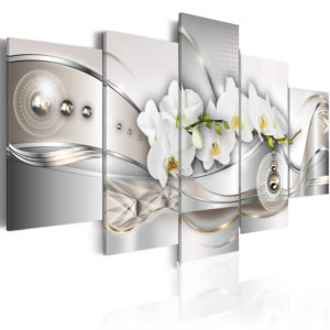 Tableau - Pearl Dance of Orchids fait partie des tableaux murales de la collection de worldofwomen découvrez ce magnifique tableau exclusif chez nous