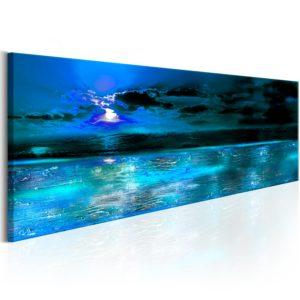 Tableau - Sapphire Ocean fait partie des tableaux murales de la collection de worldofwomen découvrez ce magnifique tableau exclusif chez nous