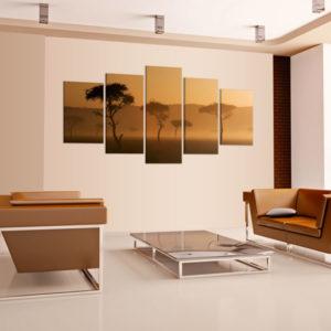 Tableaux > Tableau africain et ethnique > Paysages ce catalogue des tableaux déco pour tout types de murs et prêt à poser