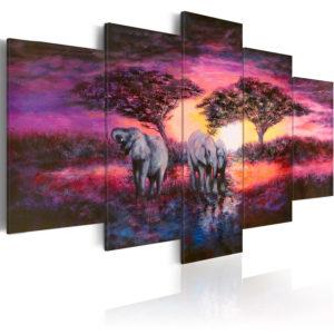 Tableau - Savannah fait partie des tableaux murales de la collection de worldofwomen découvrez ce magnifique tableau exclusif chez nous