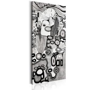Tableau - Silver Love fait partie des tableaux murales de la collection de worldofwomen découvrez ce magnifique tableau exclusif chez nous