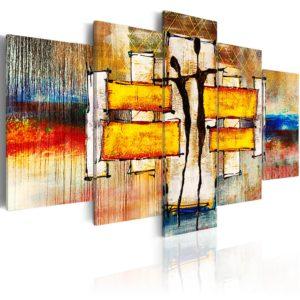 Tableau - Solar Tango fait partie des tableaux murales de la collection de worldofwomen découvrez ce magnifique tableau exclusif chez nous