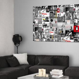 Tableaux > Art urbain ce catalogue des tableaux déco pour tout types de murs et prêt à poser