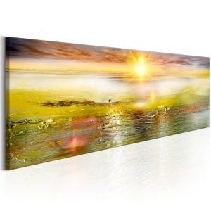 Tableau - Sunny Sea fait partie des tableaux murales de la collection de worldofwomen découvrez ce magnifique tableau exclusif chez nous