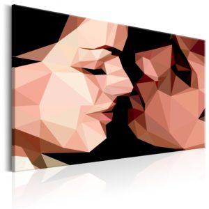 Tableau - Symmetry of Love fait partie des tableaux murales de la collection de worldofwomen découvrez ce magnifique tableau exclusif chez nous