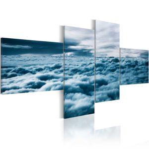 Tableau - Tête dans les nuages fait partie des tableaux murales de la collection de worldofwomen découvrez ce magnifique tableau exclusif chez nous