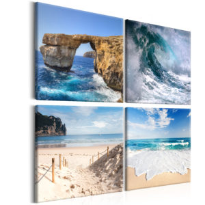 Tableau -  The Beauty of the Ocean fait partie des tableaux murales de la collection de worldofwomen découvrez ce magnifique tableau exclusif chez nous