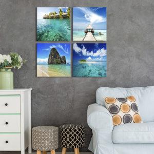 Tableaux > Paysages > Paysage marin ce catalogue des tableaux déco pour tout types de murs et prêt à poser