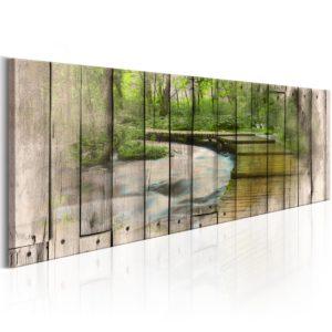 Tableau -  The River of Memories fait partie des tableaux murales de la collection de worldofwomen découvrez ce magnifique tableau exclusif chez nous