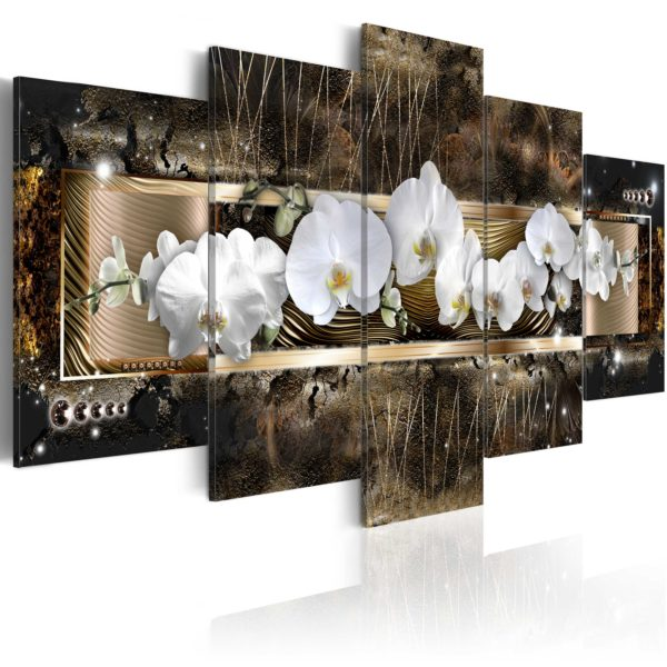 Tableau - The dream of a orchids fait partie des tableaux murales de la collection de worldofwomen découvrez ce magnifique tableau exclusif chez nous