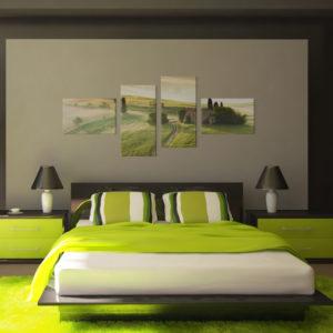Tableaux > Paysages > Toscane ce catalogue des tableaux déco pour tout types de murs et prêt à poser