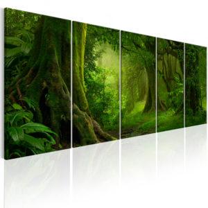 Tableau - Tropical Jungle fait partie des tableaux murales de la collection de worldofwomen découvrez ce magnifique tableau exclusif chez nous