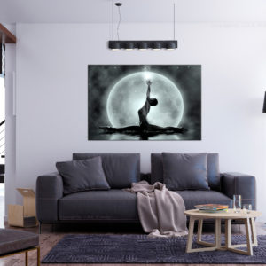 Tableaux > Personnages > Silhouettes ce catalogue des tableaux déco pour tout types de murs et prêt à poser