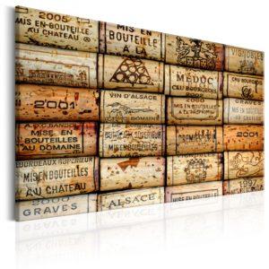 Tableau - Vineyard of Memories fait partie des tableaux murales de la collection de worldofwomen découvrez ce magnifique tableau exclusif chez nous