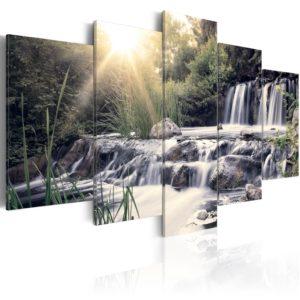 Tableau - Waterfall of Dreams fait partie des tableaux murales de la collection de worldofwomen découvrez ce magnifique tableau exclusif chez nous