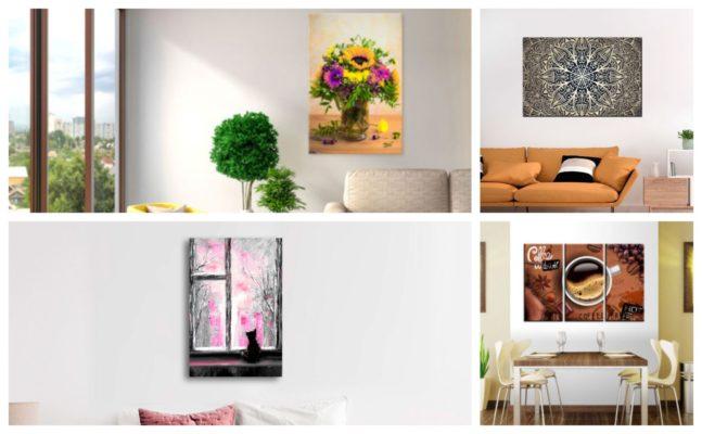 Tout d'abord; l'art mural doit être personnel. Vous ne devriez jamais avoir à faire de compromis sur vos préférences personnelles en fonction de l'opinion de quelqu'un d'autre. Après tout, c'est vous qui devrez regarder votre art sur toile tous les jours! Vos impressions d'art mural doivent évoquer une sorte d'émotion et vous faire réfléchir, ressentir et vous connecter avec l'œuvre.