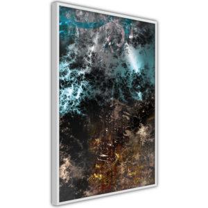 Apportez une nouvelle douche déco avec le Poster et affiche - Dark Matter I