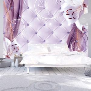 Papier peint adhésif - Lily and Violet